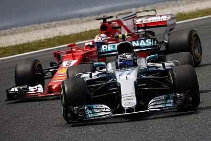 Formula 1 La Ferrari c'è, ma Vettel ha pagato il gioco di squadra Mercedes