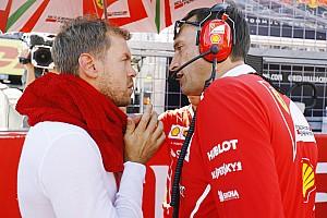 Формула 1 Комментарий «Нам некогда паниковать». Феттель поддержал Ferrari