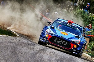 WRC Preview Four-car challenge for Hyundai Motorsport at Wales Rally GB