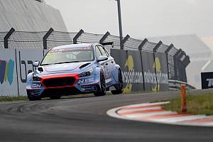 TCR Отчет о гонке Тарквини и Хафф стали лучшими на этапе TCR в Китае