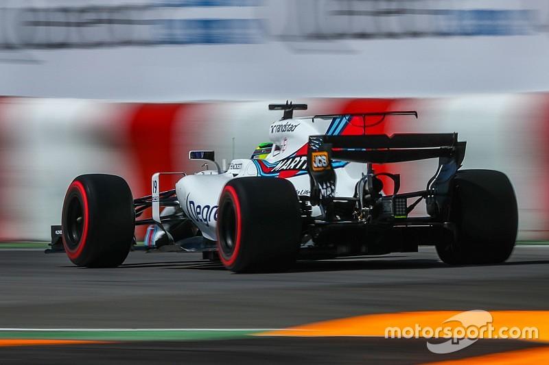 Williams: in arrivo cambio in carbonio e sospensione posteriore nuova