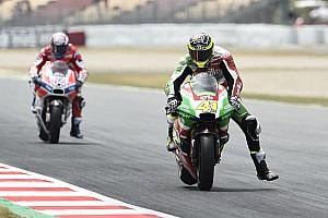 """MotoGP Noticias de última hora Espargaró: """"Hemos cometido los errores de tres años en nueve carreras"""""""