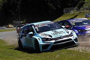 TCR Отчет о гонке Боркович и Кольчиаго выиграли гонки TCR в Австрии