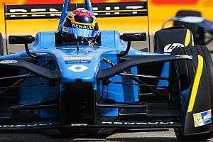 Formule E Raceverslag Formule E Berlijn: Buemi wint na straf Rosenqvist