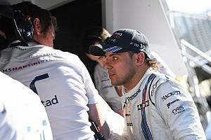 Formule 1 Chronique Chronique Massa - Bakou, une course que j'aurais pu gagner