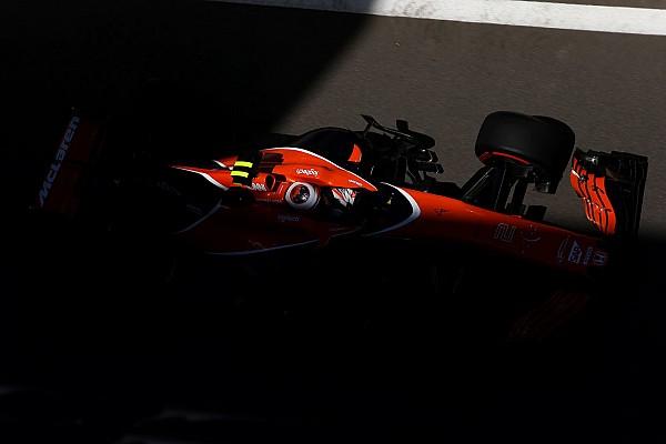 F1 突发新闻 迈凯伦:解决动力单元问题需要有耐心