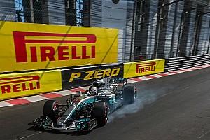 F1 Noticias de última hora Hamilton culpa a los neumáticos de su caída en la segunda práctica