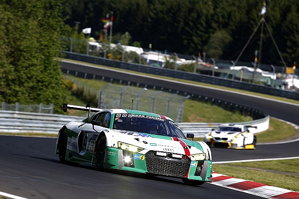 Nurburgring 24h: Land Audi grabs unlikely win on final lap