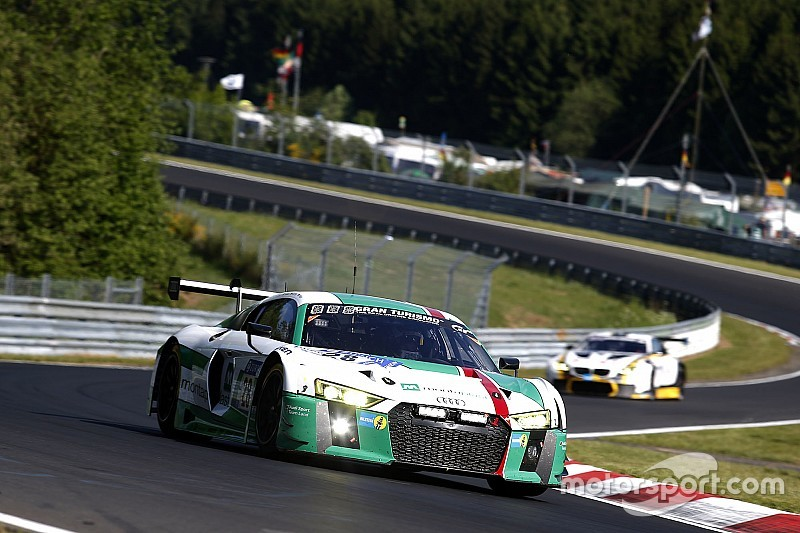 nurburgring 24h land audi grabs unlikely win on final lap. Black Bedroom Furniture Sets. Home Design Ideas