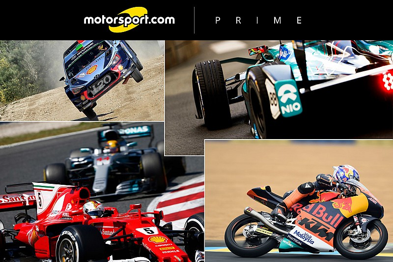 Motorsport.com Prime, F1 Racing ile geliyor!