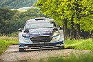 WRC Germania, PS6: Tanak vola sotto il diluvio e vede Mikkelsen!
