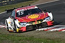 DTM Zandvoort DTM: Farfus on pole as BMW sweeps top three