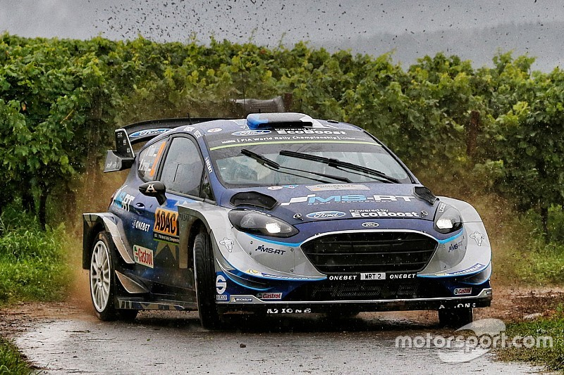 Rally di Germania: a Tanak anche la Tappa 2. Mikkelsen doma Ogier