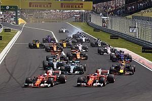 F1 突发新闻 匈格罗宁赛道确认翻新计划