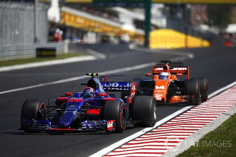 Toro Rosso-Honda 2018 talks progressing