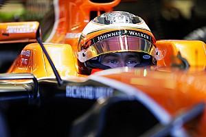 F1 Noticias de última hora McLaren confirma a Vandoorne para la temporada 2018
