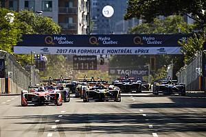Formula E Ultime notizie L'introduzione dell'Halo ritarderà i test per le Formula E 2018-2019