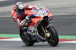 MotoGP News Andrea Dovizioso: Ducati muss sich für MotoGP-Titel 2017 verbessern