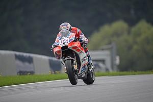 MotoGP Trainingsbericht MotoGP 2017 in Spielberg: Ducati-Pilot Dovizioso mit klarer Bestzeit