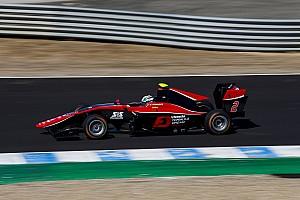 GP3 Репортаж з гонки GP3 у Хересі: протеже Honda виграв суботню гонку