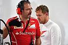 """Vettel espera """"briga a três"""" no GP do Japão"""