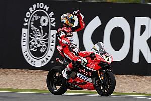 WSBK Preview Ducati: Chaz Davies a caccia del secondo posto in campionato