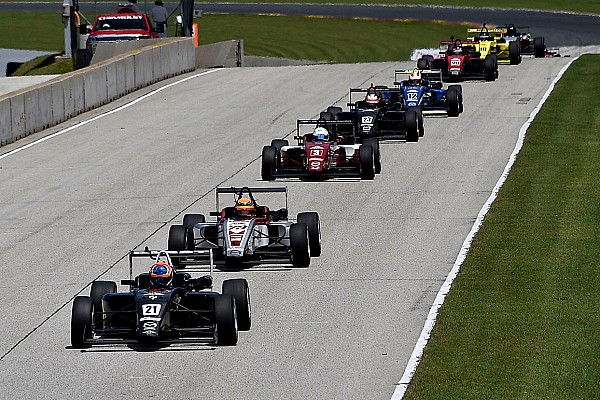 USF2000 Breaking news $200k Mazda Road To Indy Scholarship Shootout contenders revealed