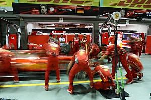 Formel 1 News Nach Ferrari-Panne: Sind Formel-1-Boxenstopps zu gefährlich?