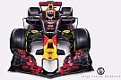 GENEL 2017 Red Bull RB13 fantezi tasarım