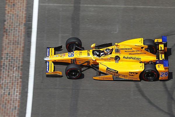 IndyCar Noticias de última hora Las 500 millas de Alonso acaban antes de tiempo por el motor Honda