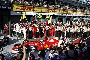 2017 F1 sezon analizi: Ferrari
