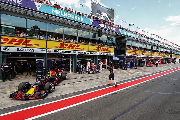 Formule 1 Nieuws Dramatisch weekend Daniel Ricciardo zet zich voort op racedag
