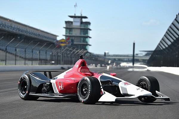 IndyCar Special feature GALERI: Penampakan mobil baru Indycar 2018