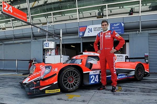 Петров проведет сезон-2017 в составе Manor в LMP2