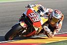 Aragon MotoGP ısınma seansı: Sisten Marquez lider çıktı