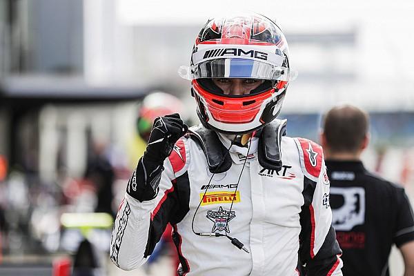 George Russell se lleva la pole position