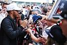 """【F1】ハミルトン、ロンドン""""F1ライブ""""欠席の理由を語る"""