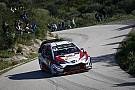 WRC Tanak, primer líder en Portugal