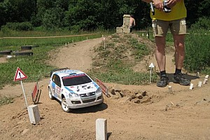Automotive Breaking news Safari Cup is a remote-controlled rally race we need right now