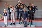 Brillante podio de Merhi en Mónaco