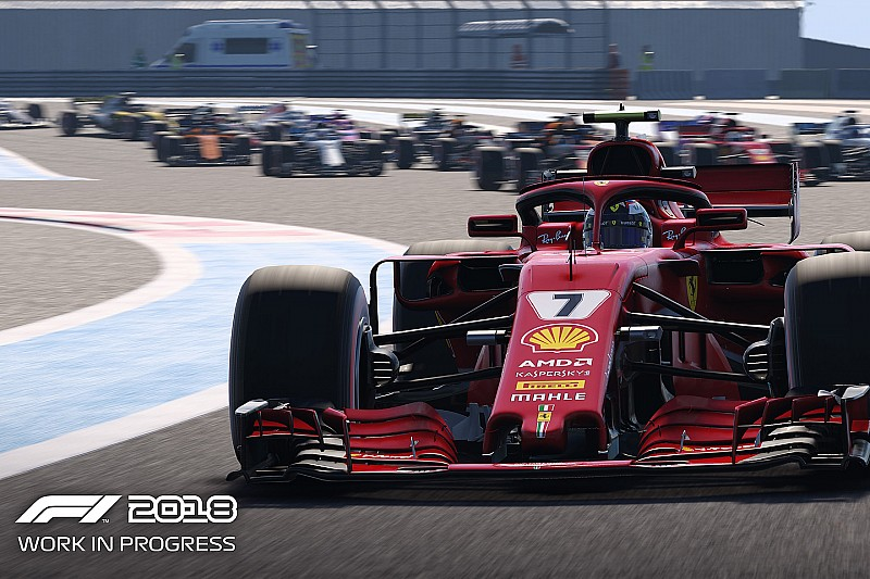 F1 2018 to include career mode rules shake-ups f13d23abcfa86