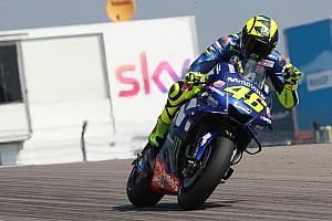 MotoGP Réactions Rossi : La 3e et la 17e places ? Des résultats