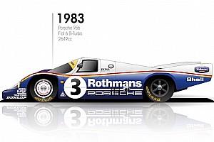 VÍDEO: Confira 95 anos de evolução dos carros de Le Mans