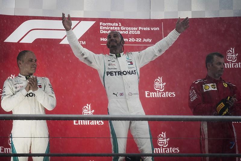Hamilton glaubt nach Sieg an göttliche Fügung: