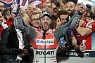 """MotoGP Dall'Igna: """"Dovizioso construyó esta victoria durante todo el invierno"""""""