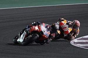 MotoGP Son dakika Dovizioso, Marquez'in Katar performansından dolayı endişeli