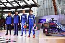 F1 トロロッソ・ホンダ来日!「将来の成功のために共に努力していくと誓う」