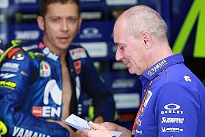 Luca Cadalora dice basta e lascia il ruolo di coach di Valentino Rossi