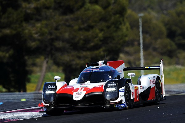 WEC WEC Prologue: Toyota ends testing with 4s advantage