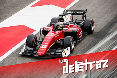 FIA F2 Colonna Louis Delétraz - Speriamo che la fortuna giri!